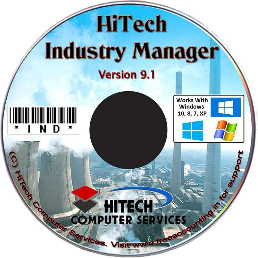 Accounting software for industry CD